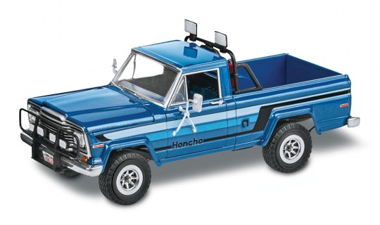 "1980 Jeep Honcho ""Ice Patrol"""