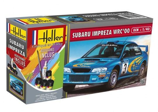 Heller - Subaru Impreza WRC'00