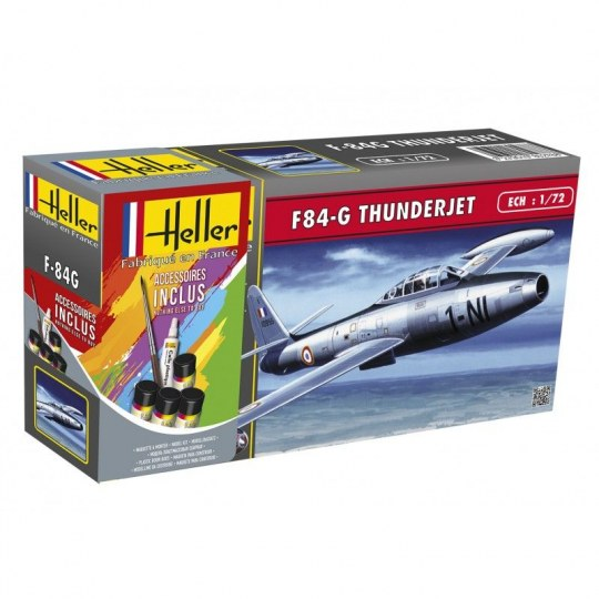 Heller - F-84G Thunderjet