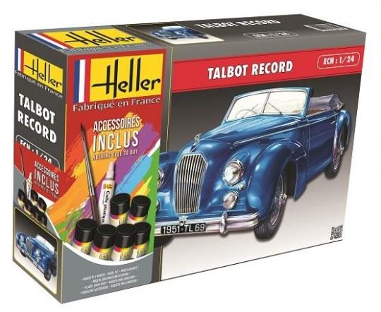Heller - Talbot Lago Record