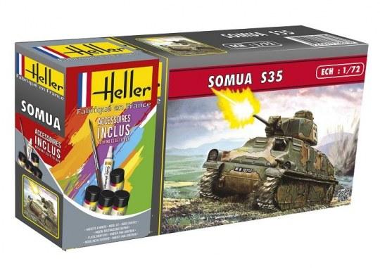 Heller - Somua S 35