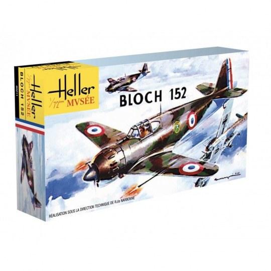 """Heller - BLOCH 152 C1 """"Heller Museum"""""""