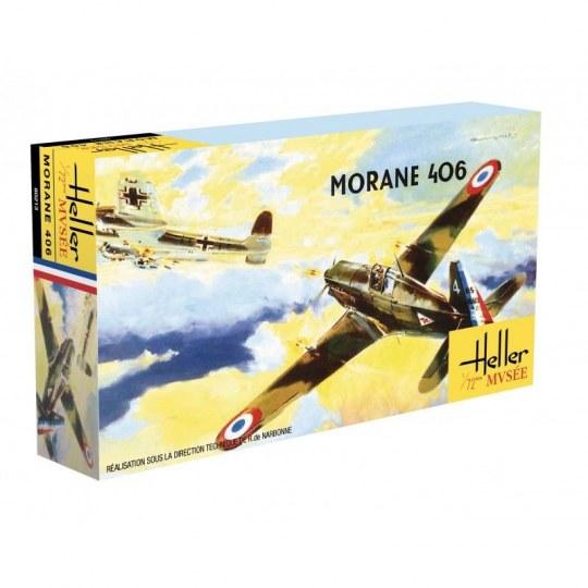 """Heller - Morane Saulnier 406-C1, """"Heller Museum"""""""