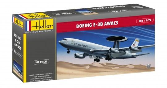 Heller - Boeing E-3B Awacs