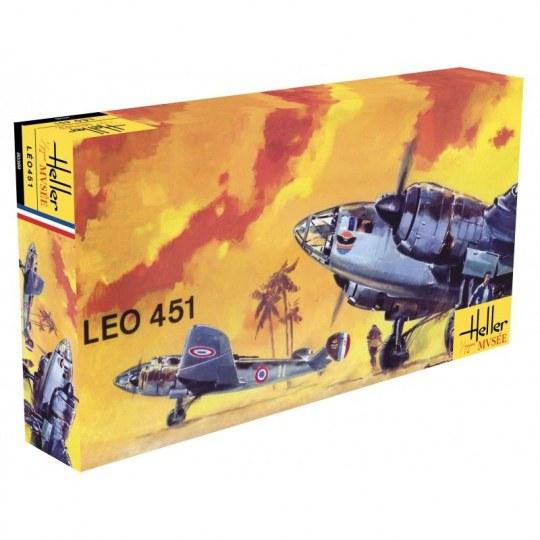 """Heller - LEO 451 """"Heller Museum"""""""
