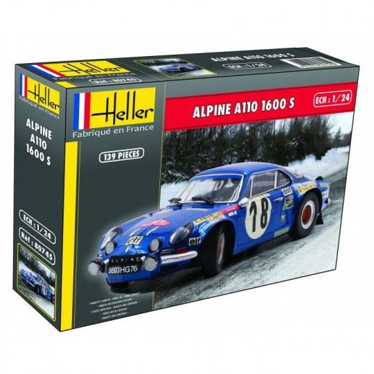 Heller - Alpine A110 (1600), Classic
