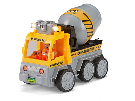 RC-Junior Concrete Mixer
