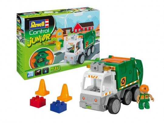 RC Junior Garbage Truck