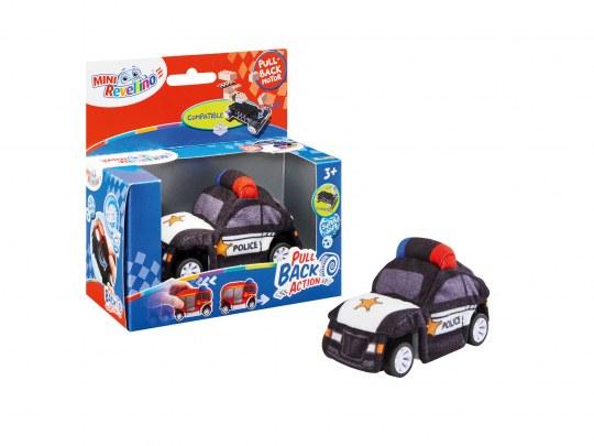 Mini Revellino Police Car
