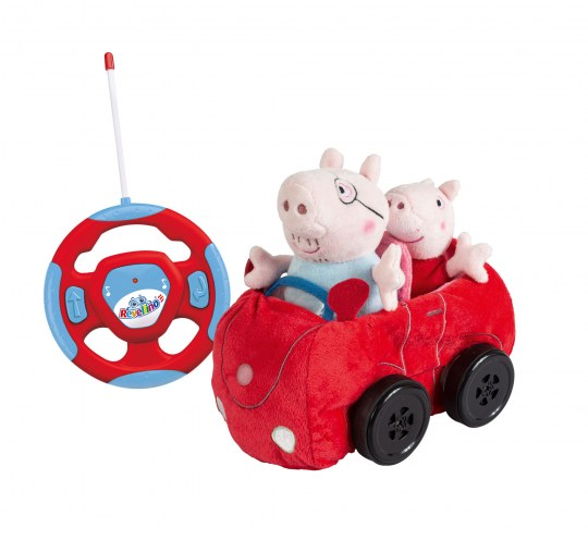 "My first RC Car ""PEPPA PIG"""