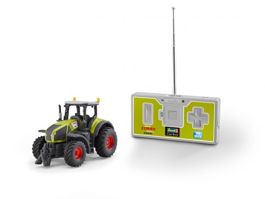 Tracteur Mini RC Claas Axion 960