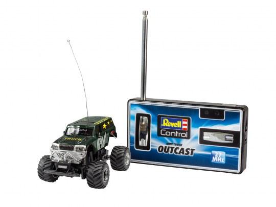 Mini RC Truck OUTCAST