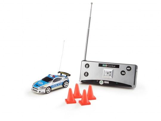 Mini RC Car Police