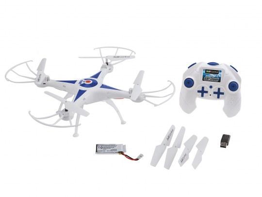 "Quadcopter ""GO! STUNT"""