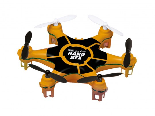 "Multicopter ""NANO HEX"" orange-sc"