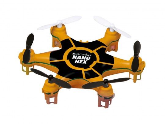 Multicopter  NANO HEX  orange-bl
