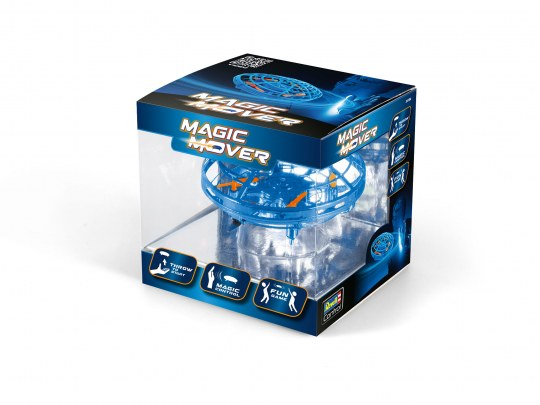 "Quadcopter ""Magic Mover"" Bleu"