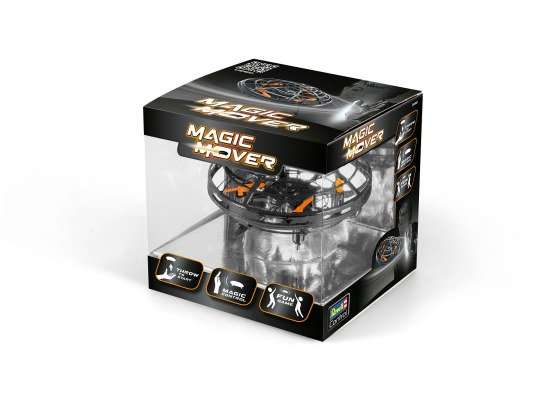 "Quadcopter ""Magic Mover"" Black"