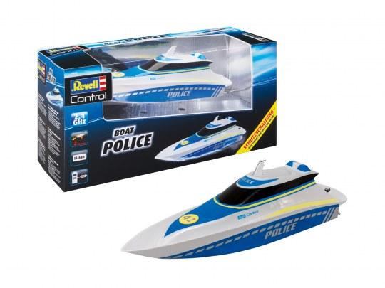 """RC Boat """"Police"""""""