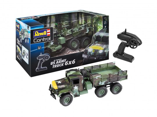 RC Crawler US Army Truck