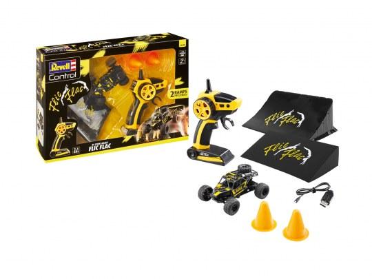 Flic Flac Stunt Racer Set