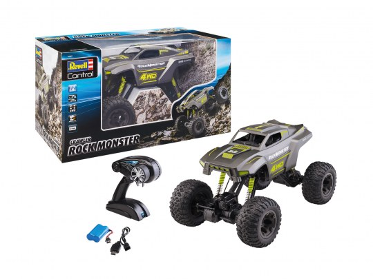 "Crawler ""ROCK MONSTER"""