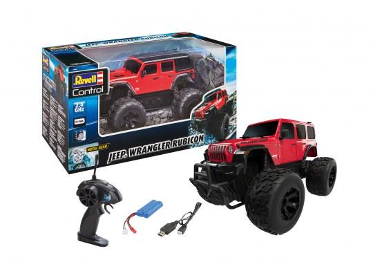 RC Car Jeep® Wrangler Rubicon