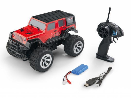 RC Car Jeep® Wrangler Rubicon