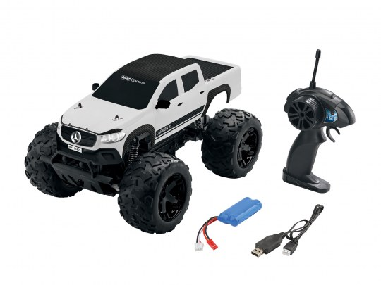 RC Car  Mercedes Big X-Class