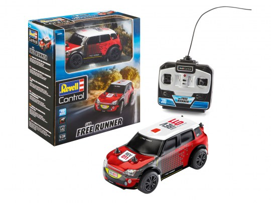 RC Rallye Car Free Runner