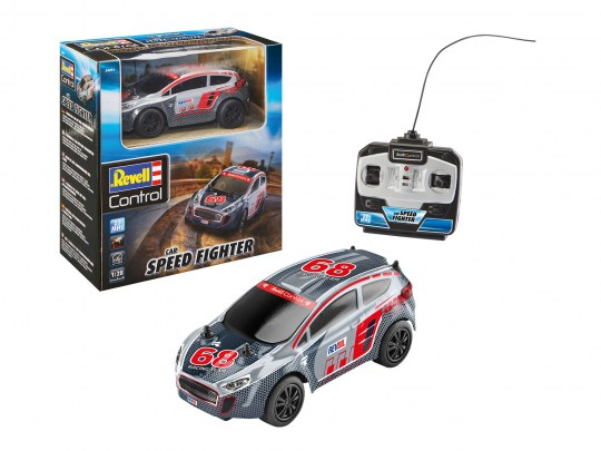 RC Rallye Car Speed Fighter