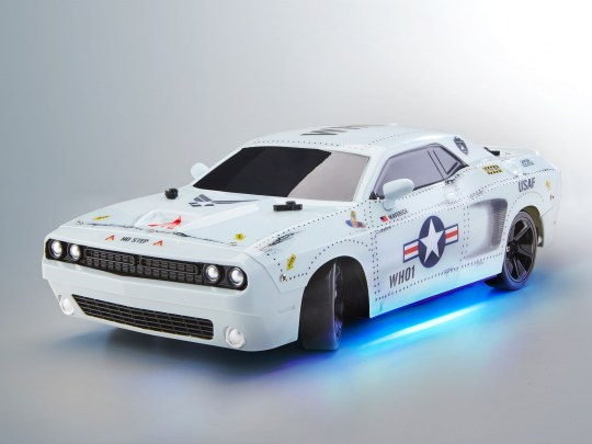 "RC Drift Car ""Maverick"""