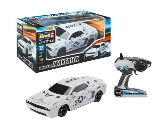 "RC Drift Car ""Maverick"""