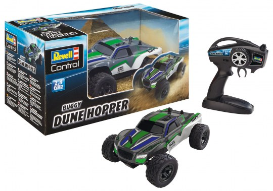 "RC Car ""DUNE HOPPER"""