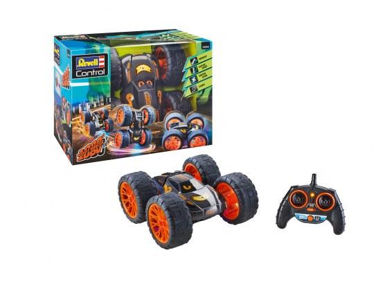 RC Stunt Car Wheely Monster