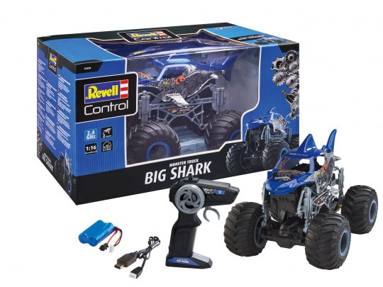 "Monster Truck ""BIG SHARK"""