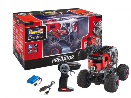 "Monster Truck ""PREDATOR"""