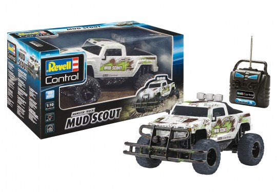 """RC Truck """"NEW MUD SCOUT"""""""