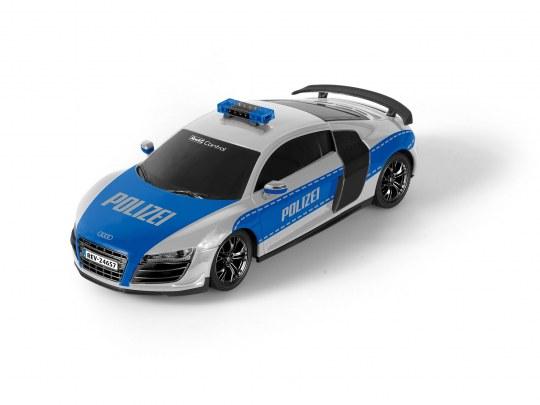 RC Car Audi R8 Polizei