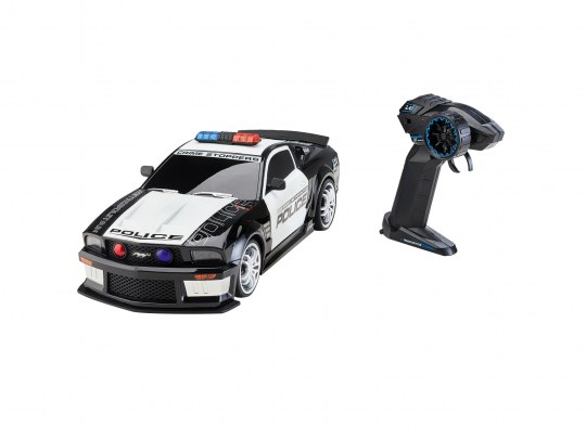 RC Car Ford Mustang Police