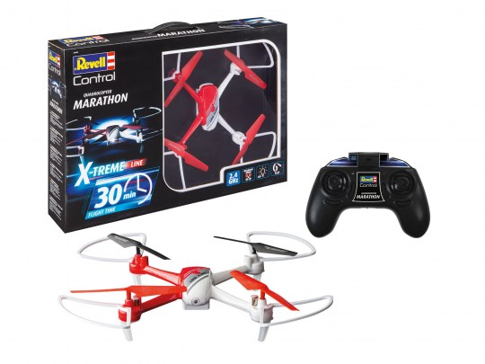 "X-Treme Quadcopter ""Marathon"""