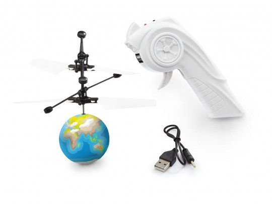 """Copter Ball """"Earth"""""""