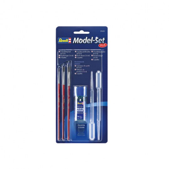 "Model Set Plus ""Kit peinture"""