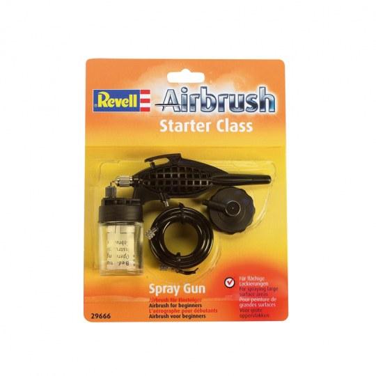 Airbrush Spritzpistole Starter Class