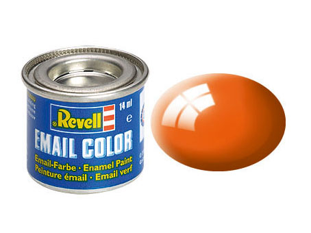 Email Color, Orange, Gloss, 14ml, RAL 2004