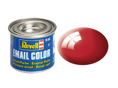 Email Color Italian-Red, glänzend, 14ml