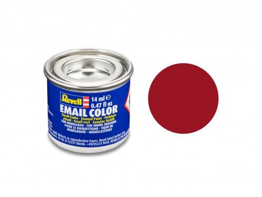 Email Color Karminrot, matt, 14ml, RAL 3002