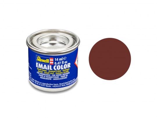 Email Color Rouge brique mat, 14ml, RAL 3009