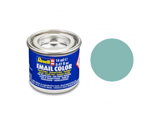 Email Color, Light Blue, Matt, 14ml
