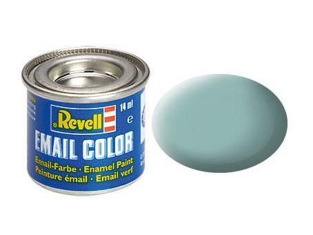 Email Color Hellblau, matt, 14ml